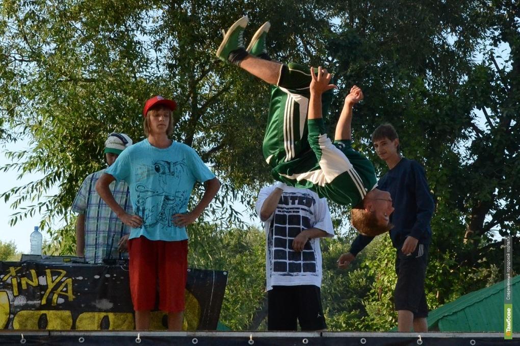 Тамбовские брейкеры и хип-хопперы столкнутся лбами на одной сцене