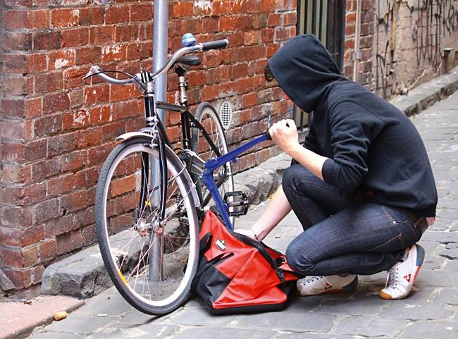 За сутки 6 тамбовчан лишились велосипедов и мопедов