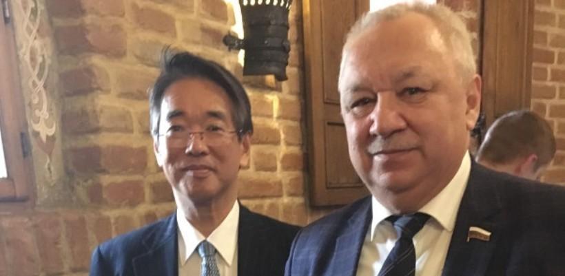 Тамбовская область будет сотрудничать с Японией в сфере АПК