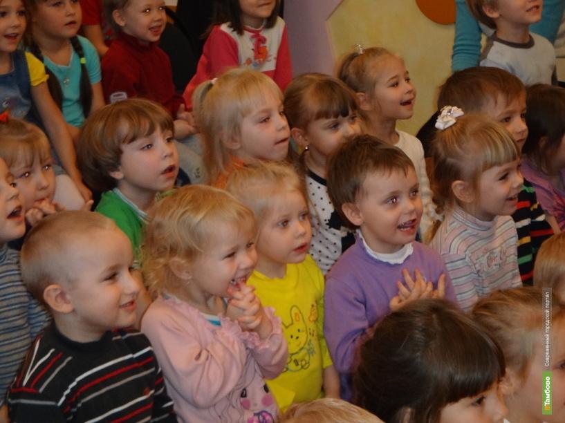 В Тамбове построят три новых детсада