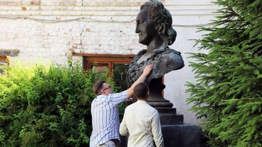 Моршанску вернут памятник его основательницы - императрицы Екатерины II