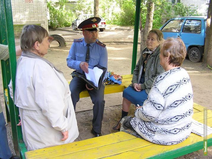 Главный тамбовский полицейский прислушается к мнению жителей