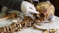 Археологи нашли в Перу гробницу, полную скелетов и драгоценностей