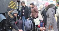 Первая в этом году партия беженцев вернулась из Тамбова на Украину