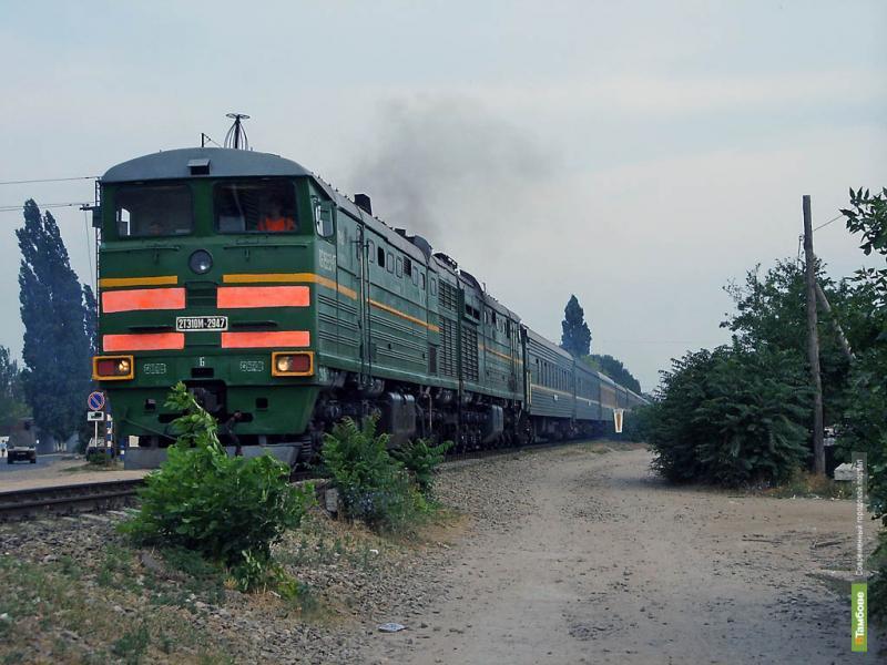 """В поезде """"Тамбов - Санкт-Петербург"""" нашли кишечную палочку"""