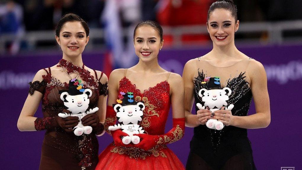 Начало положено! Фигуристка Загитова принесла России первое «золото» на Олимпиаде