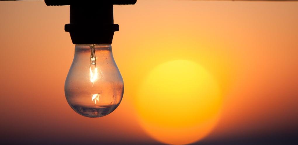 В микрорайоне Солнечном отключат электричество