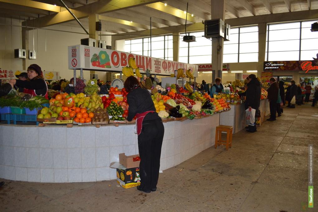 Тамбовские власти возьмут торговлю под контроль