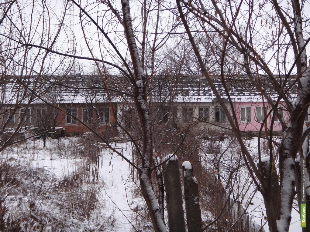 Тамбовчане живут в «доме-призраке»