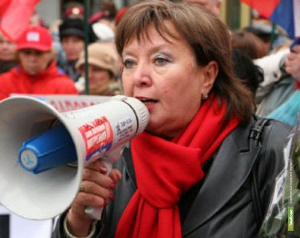 """Яблочники"" выведут тамбовчан на митинг против техосмотра"