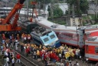 В крушении поездов в Швейцарии пострадали 17 человек