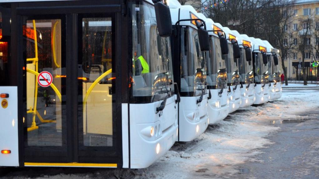 В этом году с городских маршрутов уберут автобусы старше 10 лет