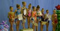В Тамбове завершилось открытое первенство по художественной гимнастике