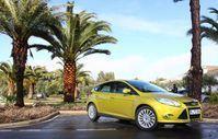 Заказывать Ford Focus 3 поколения можно будет с июня
