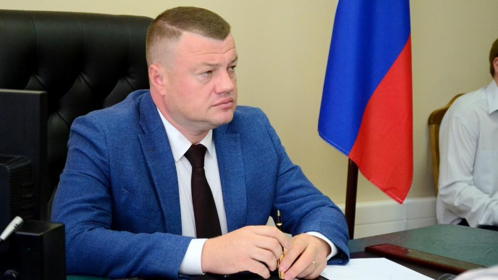 Действующий губернатор Александр Никитин остаётся на второй срок