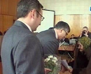 Тамбовские ветераны получили сертификаты на улучшение жилищных условий