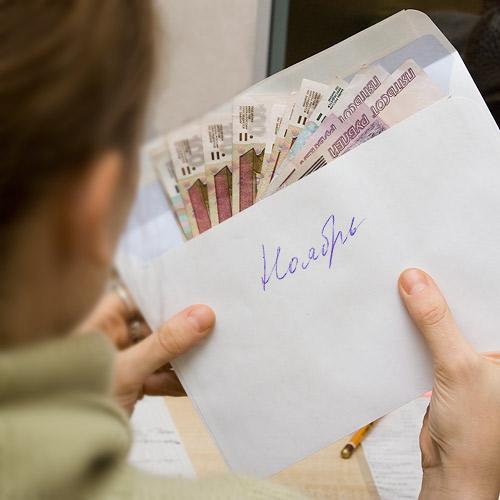 Чиновники хотят выяснить цвет зарплаты тамбовчан