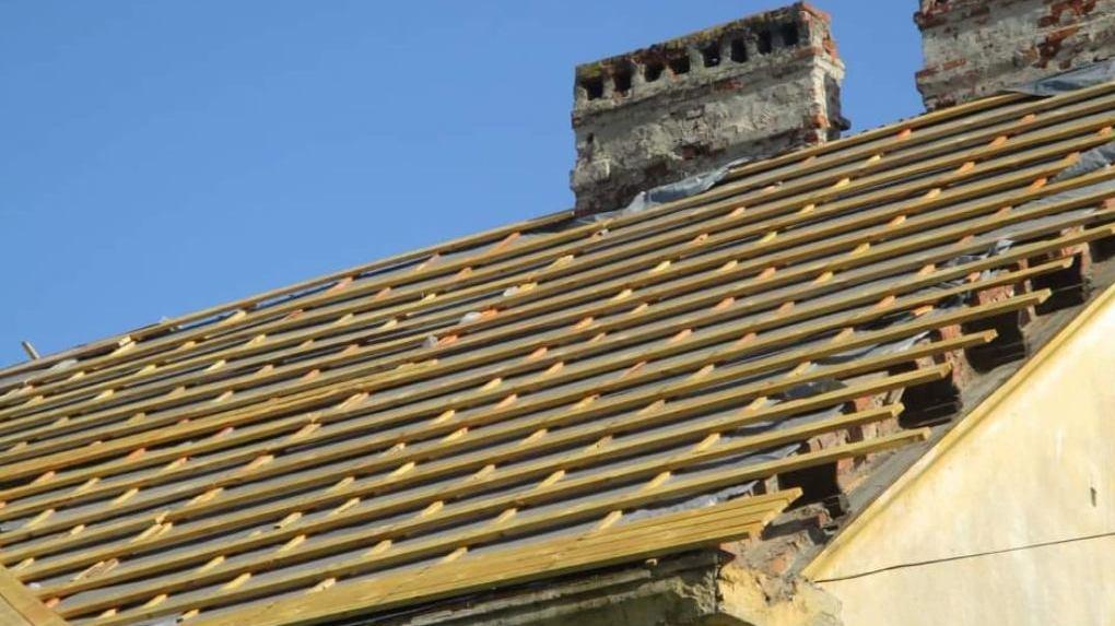 В Тамбовской области начали ремонтировать многоквартирные дома