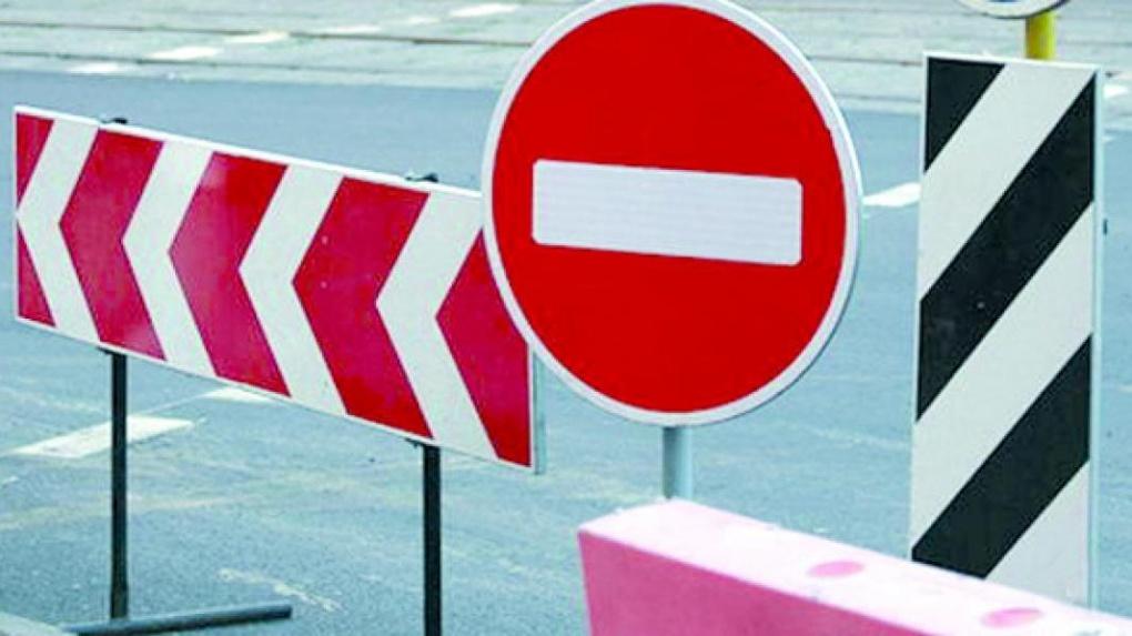 В Тамбове закрыли для автомобилистов улицу Васильковую