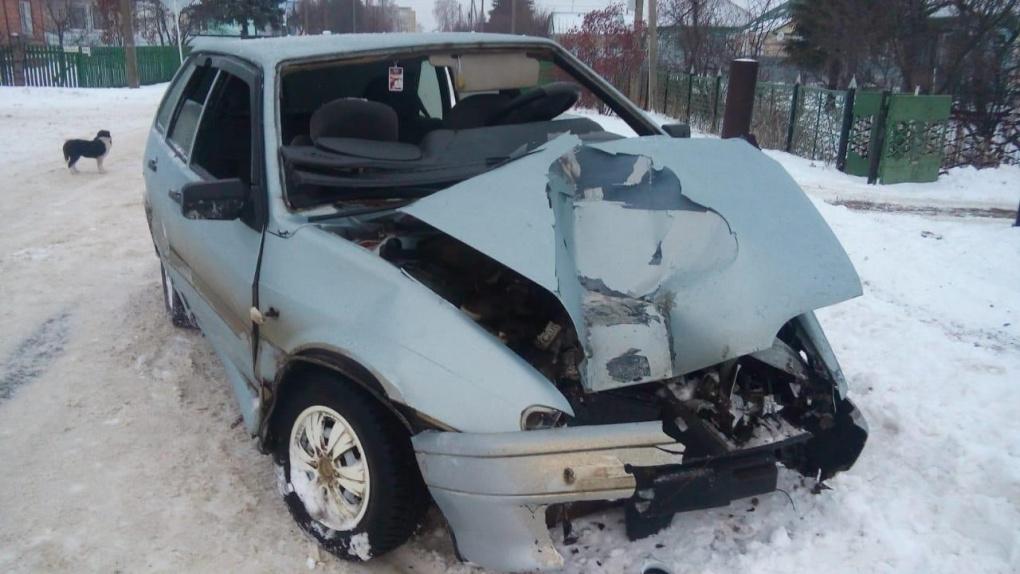За праздничные дни в Тамбовской области в ДТП 3 человека пострадали и 36 получили травмы