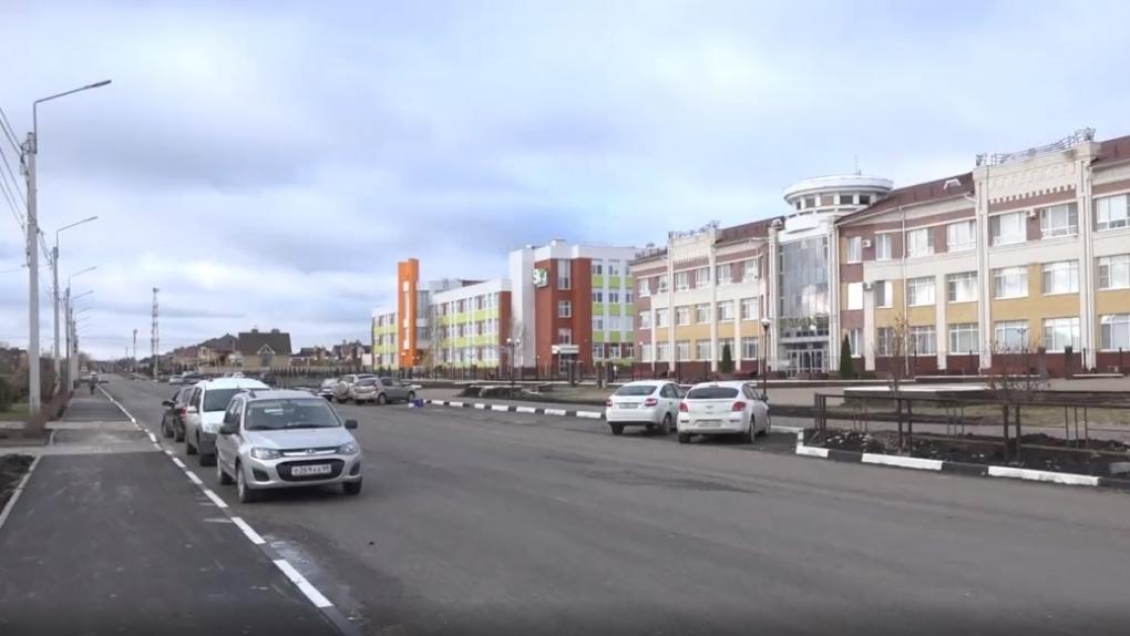 В Тамбове завершается ремонт дорожного полотна на Васильковой