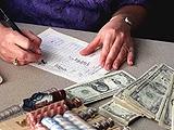 В Тамбове кассир банка обворовывала клиентов