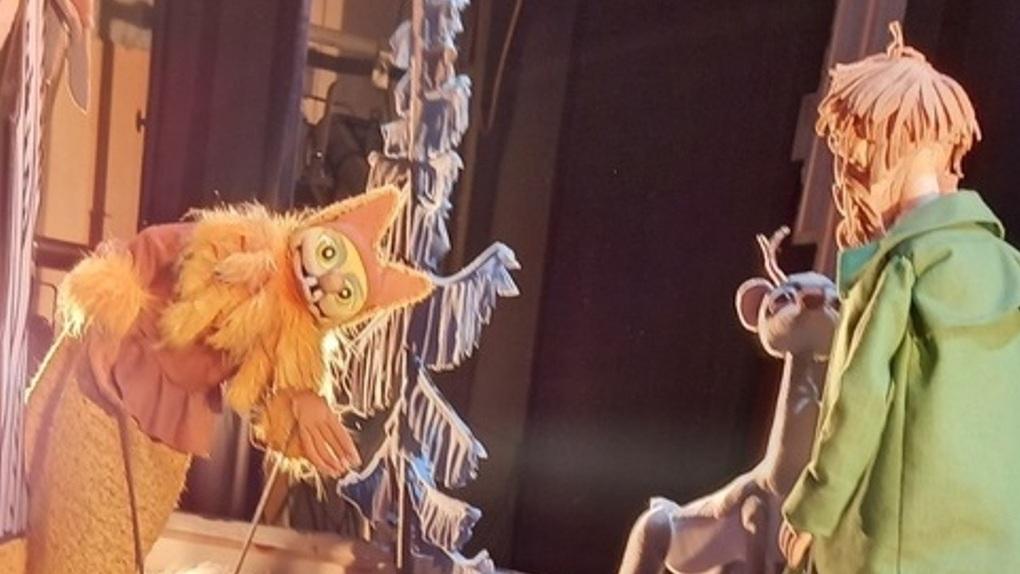 Тамбовский театр кукол приготовил премьеру для зрителей