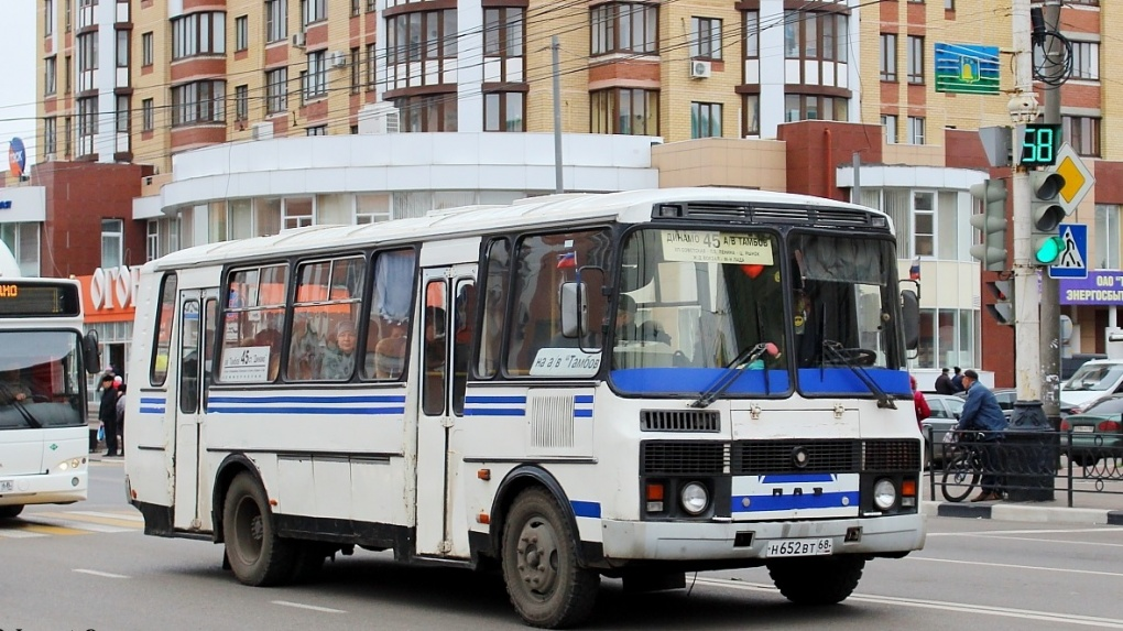 В Тамбове увеличат количество рейсов на городских маршрутах