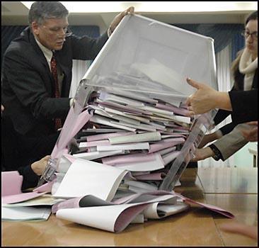 Тамбовщина показала лучшую явку на выборах среди регионов ЦФО