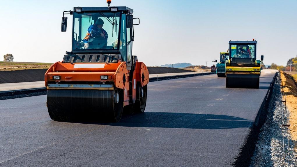 Технология асфальтирования дорог