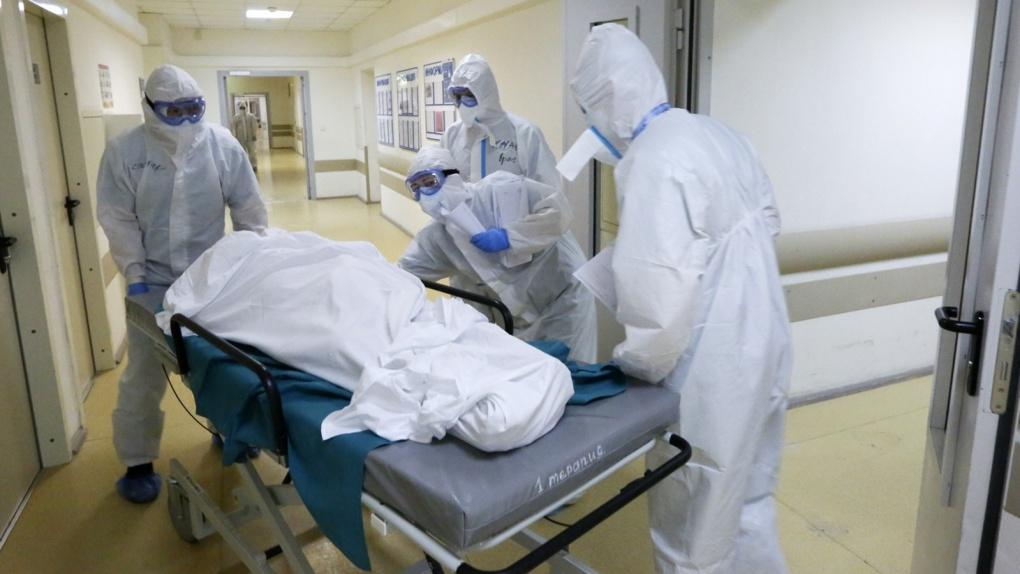 В Тамбовской области развернули дополнительные койки для лечения больных коронавирусом