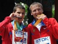 Россия завоевала первое «золото» на ЧМ по легкой атлетике