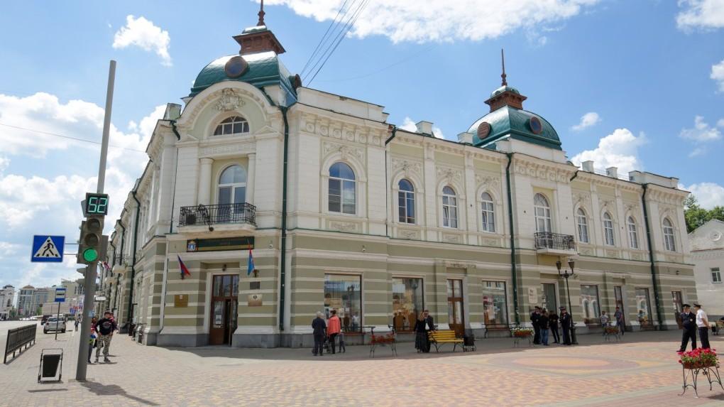 2021 год в Тамбовской области объявили годом благоустроенных фасадов
