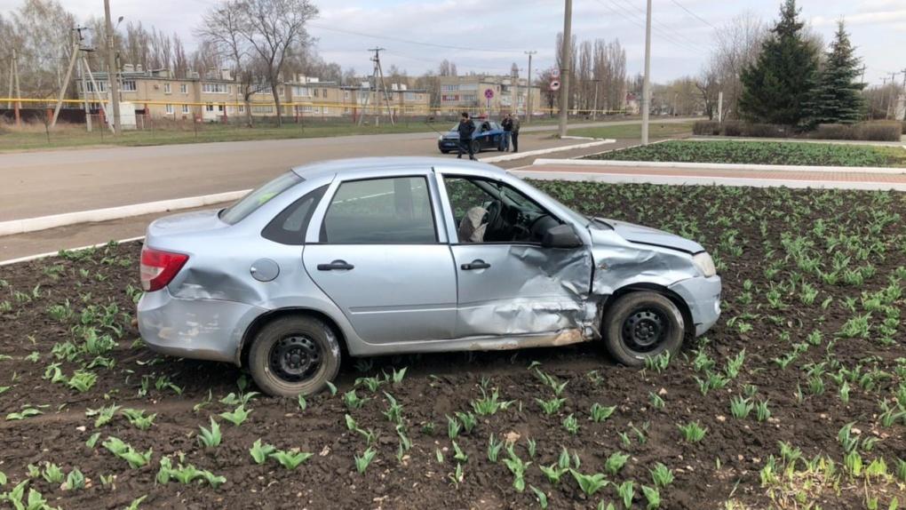 В Никифоровском районе столкнулись два авто