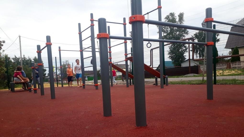 В Тамбовской области построят открытый физкультурно-оздоровительный комплекс