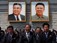 Школьница погибла, спасая портреты лидеров страны