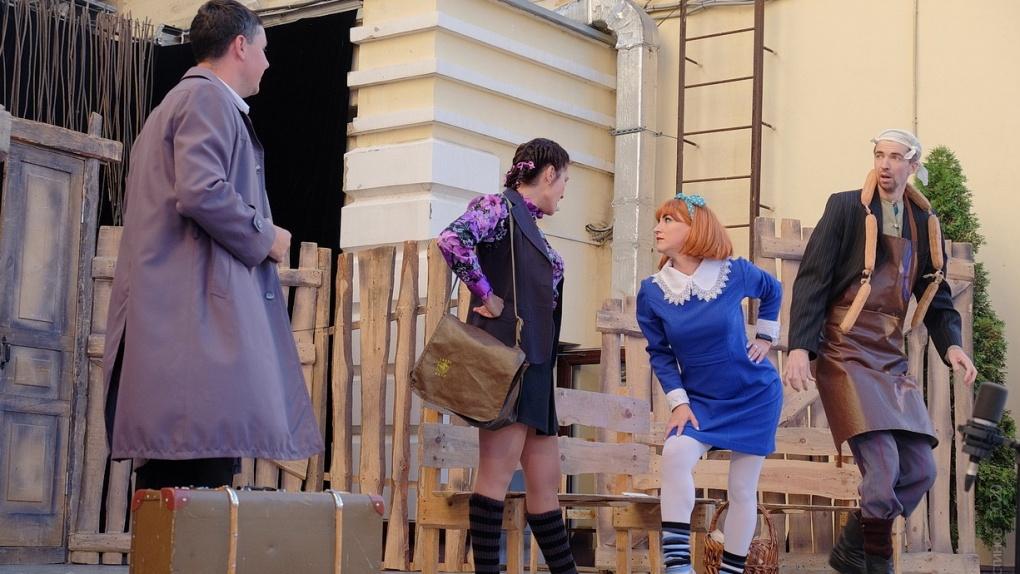 В Тамбове проведут «Дни водевиля» в «Театральном дворе»