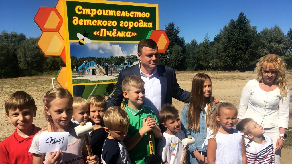 Рядом с лыжным стадионом в Тамбове построят игровую зону для детей