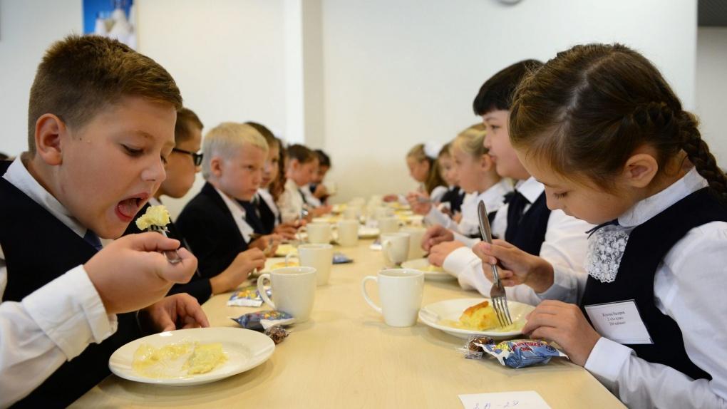 На обеспечение тамбовских школьников горячим питанием потратят 156,7 миллиона рублей