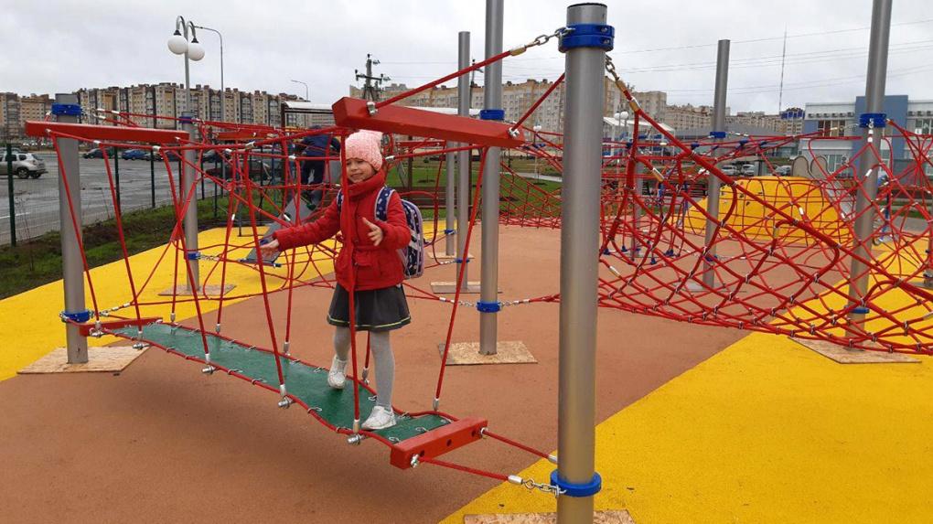 Тамбовская область получит 250 миллионов рублей на благоустройство дворов и скверов
