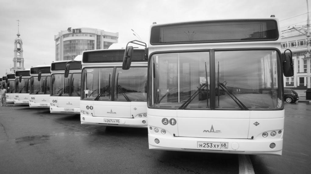 В Тамбове поменялось расписание городских рейсовых автобусов