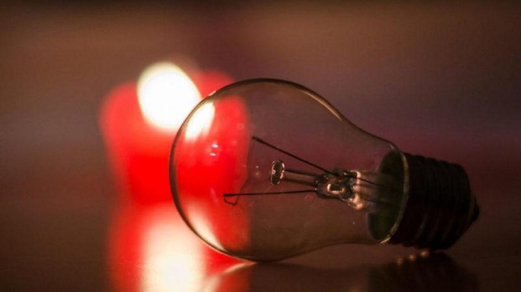 В Тамбове снова отключат электроэнергию