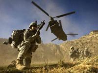 Талибы подбили вертолет НАТО. Погиб 31 спецназовец США
