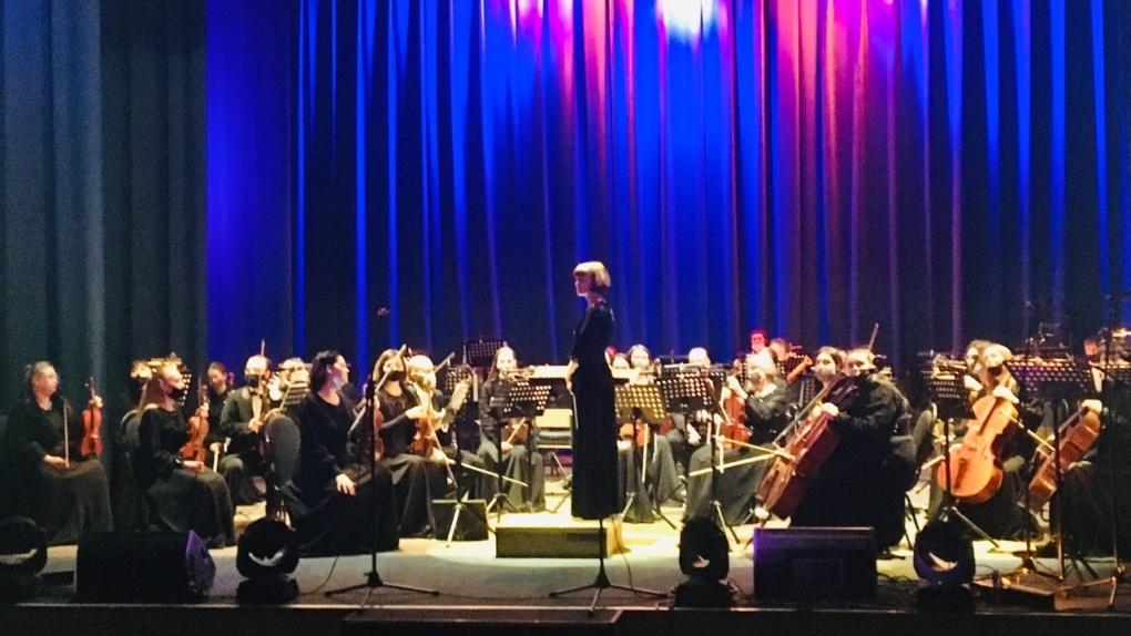 Студент Тамбовского филиала РАНХиГС посетил концерт классической музыки эпохи барокко