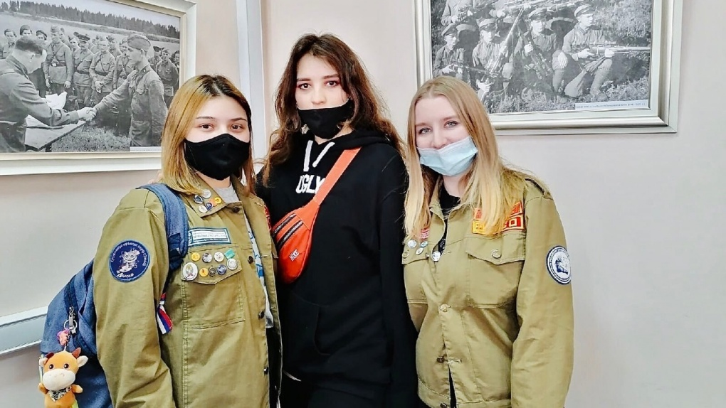 Студентка Тамбовского филиала РАНХиГС приняла участие в открытии фотовыставки