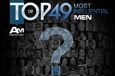 Составлен список самых влиятельных мужчин 2011 года