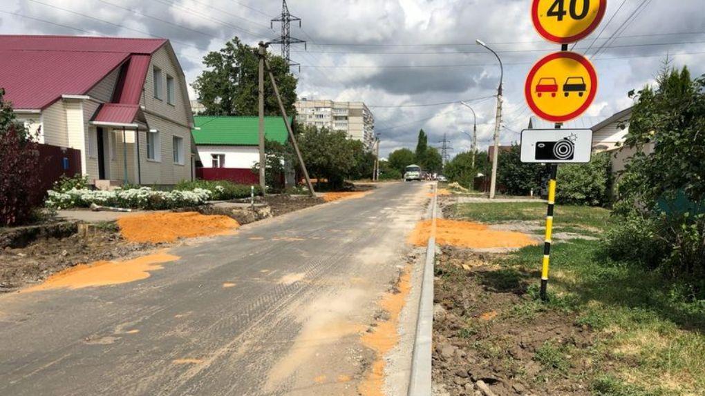 Подрядчики обещают отремонтировать тамбовские дороги в срок