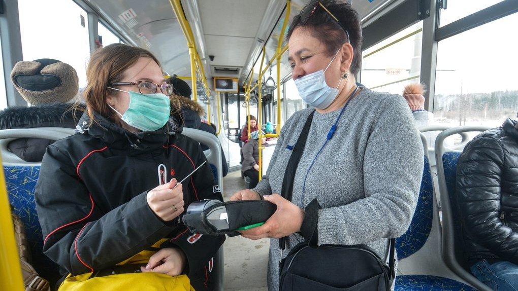 Тамбовчанам советуют внимательнее относиться к масочному режиму в транспорте и общественных местах