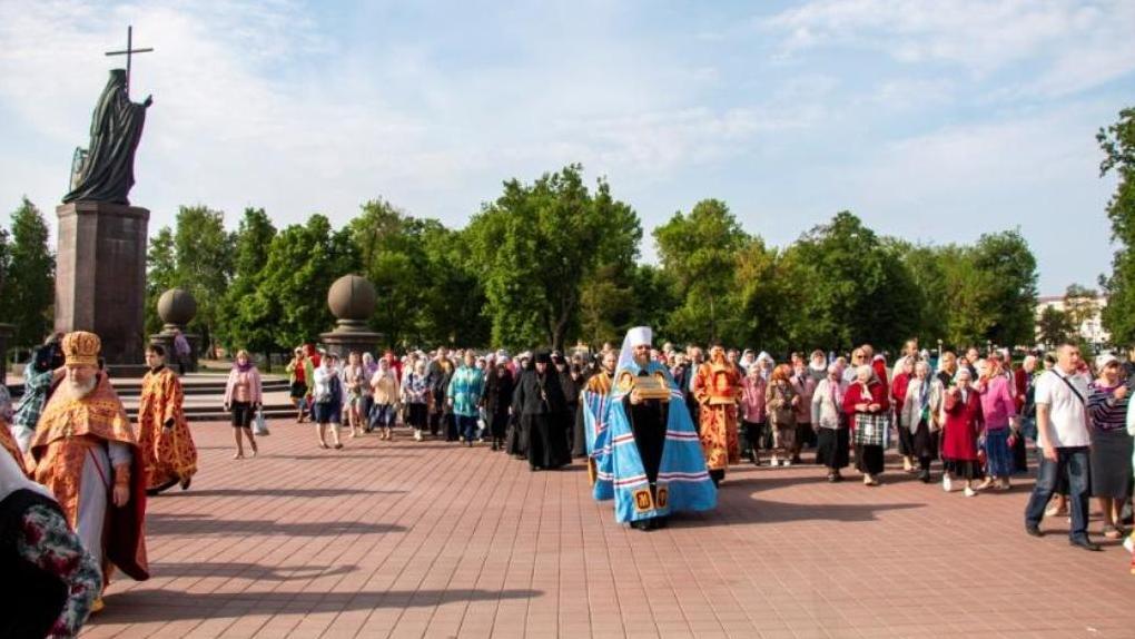 В Тамбов доставят ковчег с частицей мощей Матроны Московской