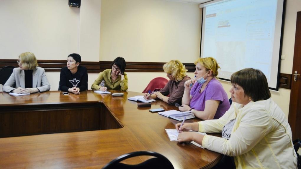 Тамбовский филиал РАНХиГС продолжает обучение в рамках федерального проекта «Содействие занятости»